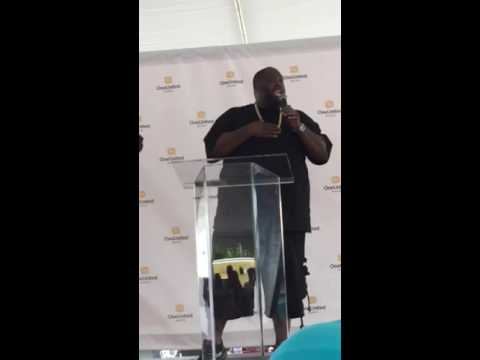 Killer Mike at Bank Black Event at OneUnited Miami
