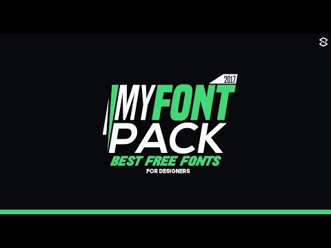Best Free Fonts for Designers (2017)