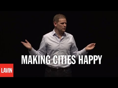 Charles Montgomery: Making Cities Happy
