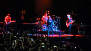 U2 October+ Bullet The Blue Sky Barcelona October 5th 2015