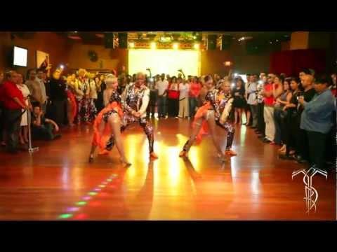 THE SALSA ROOM - SWING LATINO 7 Times World Salsa Champions