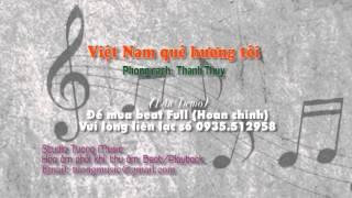 Beat Việt Nam quê hương tôi (Thanh Thúy)