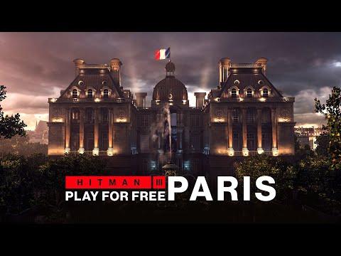 В парижские миссии Hitman 3 можно играть бесплатно в ближайшие дни