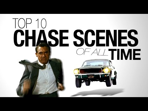 Top 10 Chase Scenes of All Time