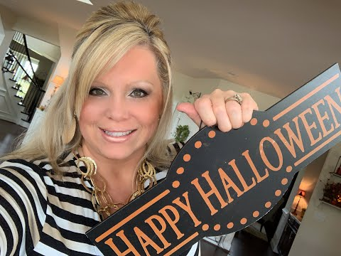 🎃 MY HALLOWEEN DECOR ~ JOIN ME AS I SHARE HOW I DECORATE FOR HALLOWEEN! 🎃