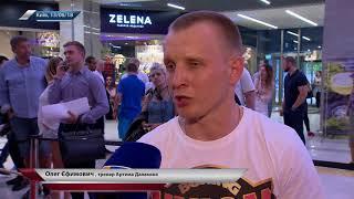 """Олег Ефимович: """"У Далакяна было пять спарринг-партнеров - ребята очень высокого уровня"""""""