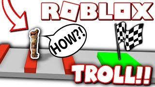 THIS ROBLOX OBBY TROLLS YOU?! *RAGE!!*