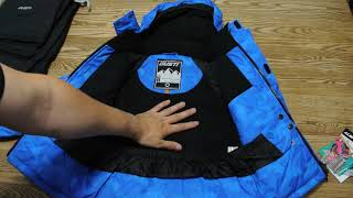 Комплект Gusti GWB 5410 IMPERIAL BLUE.