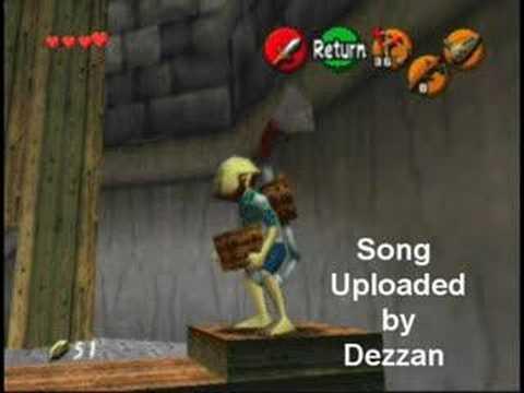 The Legend of Zelda - Ocarina of Time - Windmill Hut