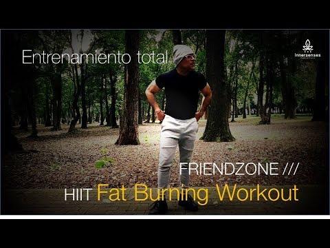 Entrenamiento total /// Friendzone + HIIT Fat Burning Workout
