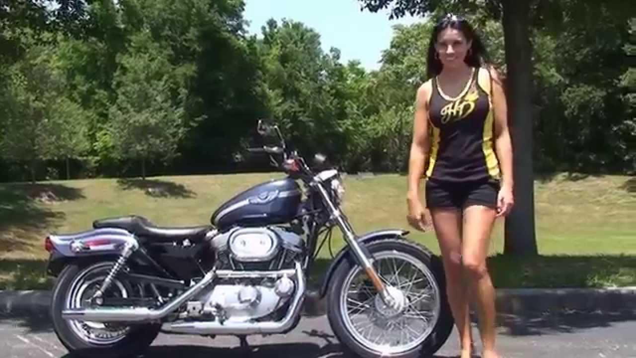used 2003 harley davidson sportster 883 hugger motorcycle for sale