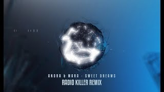 (Andra & Mara - Sweet Dreams (Radio Killer Remix) Karaoke Version) Ⓜ️