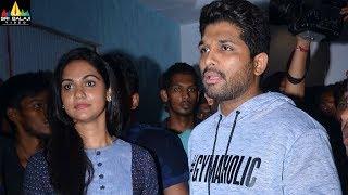 DJ Duvvada Jagannadham Team at Sandhya Theatre, RTC X Road | Allu Arjun | Sri Balaji Video