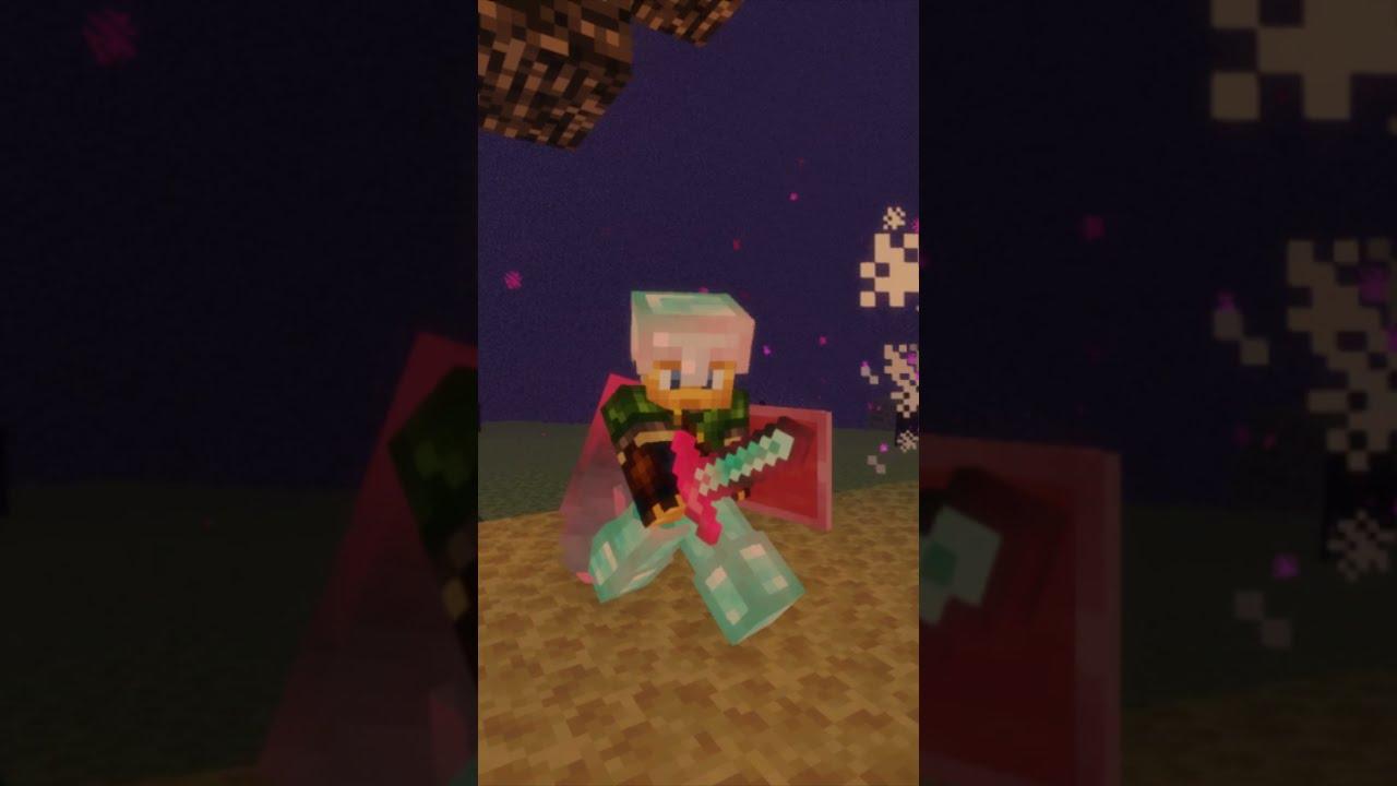 Rockin' Minecraft Wither Rose Farm Build #shorts