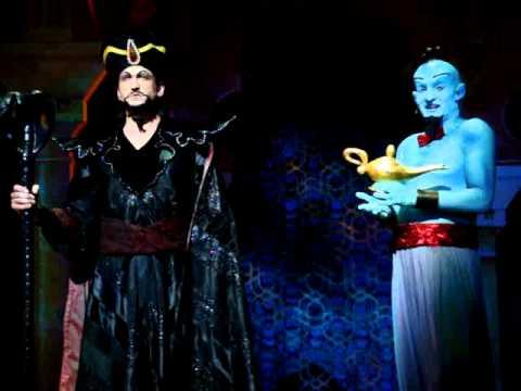 Aladdin A Musical Spectacular 11 05 10 Genie Insults