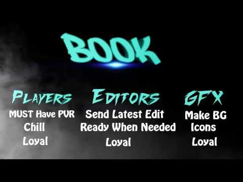 Book Recruitment!