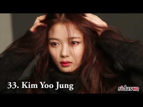 My Top 60 Korean Actresses