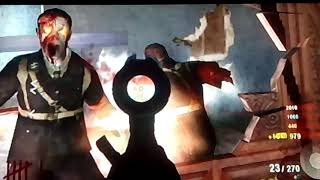 Call of duty BO1 Wii - Zombies Online