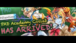 Puzzle and Dragons - PAD Academy Collaboration - Background Music (BGM) - Final Boss floor