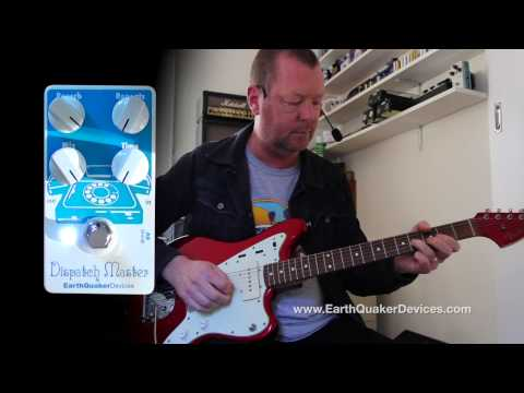 EarthQuaker Devices: Dispatch Master Reverb/Digital Delay