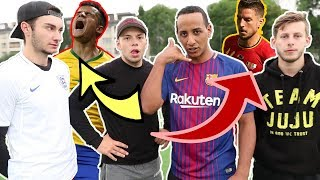 ULTIMATIVE WM TRAUMTORE!!! FUSSBALL CHALLENGE feat. BROTATOS