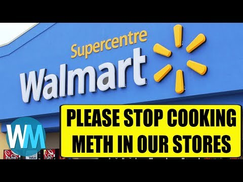 Top 10 Craziest Things to Ever Happen at Walmart