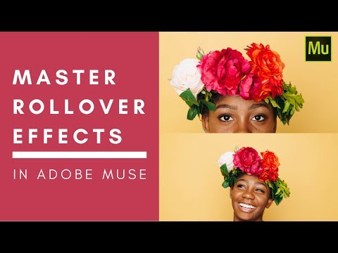 Create Rollover Effects in Adobe Muse [Master the States Panel]