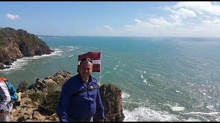 Португалия, Край Земли, Cabo da Roca c Владимиром Волошиным TRAVEL video