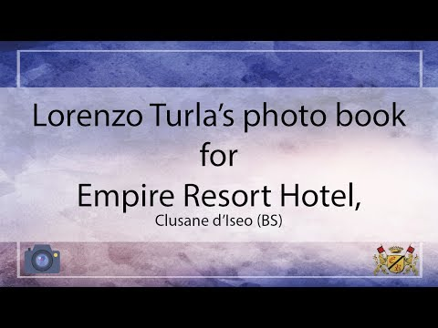 Photo shoot for Empire Resort Hotel, Clusane d'Iseo (Iseo lake) [4K]