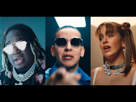 Relación Full Remix – Sech ft Daddy yankee, J balvin, farruko, Rosalia (Music Video) [Letra]