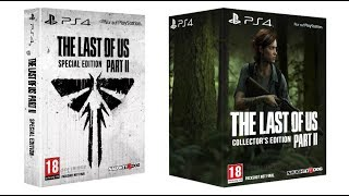The Last Of Us Part 2 All Of The Editions & Release Date Leaked!
