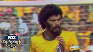 57th Most Memorable FIFA World Cup Moment: Eder One-Ups Socrates vs. USSR | FOX SOCCER