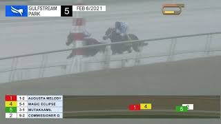 Vidéo de la course PMU MAIDEN CLAIMING 1200M