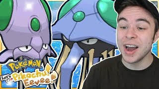 SHINY TENTACOOL & TENTACRUEL REACTIONS! Pokémon Let's Go Pikachu & Eevee Shiny Reactions!