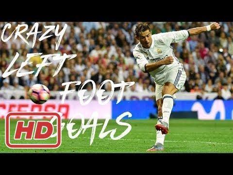 Cristiano Ronaldo - 10 Crazy Left Foot Goals[ Johanna Wagner ]