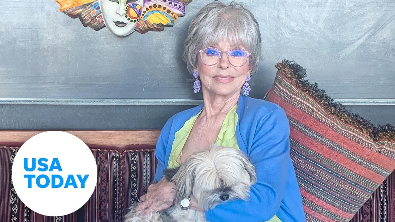 Women of the Century: Rita Moreno says no one paved the way for her | USA TODAY