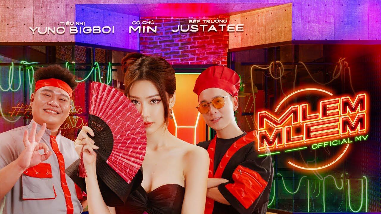 MLEM MLEM   MIN X JUSTATEE X YUNO BIGBOI   OFFICIAL MUSIC VIDEO