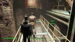 Fallout 4 Альянс Бункер, Миссия Человеческий Фактор, Синты, Спойлеры.