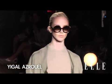 Yigal Azrouël. New York Fashion Week primavera verano 2012