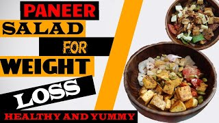 Weight loss salad recipes | how to lose 1kg in 1 day extreme protein meal