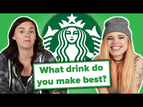Starbucks Employees Answer Your Questions