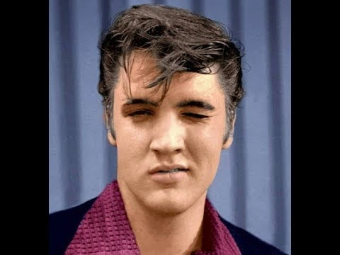 ELVIS PRESLEY - Treat Me Nice / (Let Me Be Your) Teddy Bear - stereo mixes