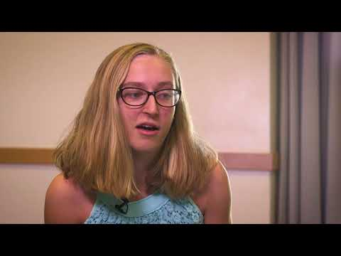 Cece Brower, First-year student, School of Computer Science