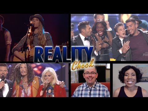 American Idol 2015 Week 19 - FINALE & The Voice Week 12 - Reality Check