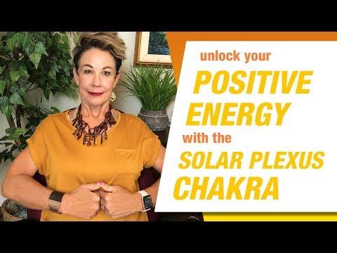 How The Solar Plexus Chakra Can Unlock Your Power & Positive Energy