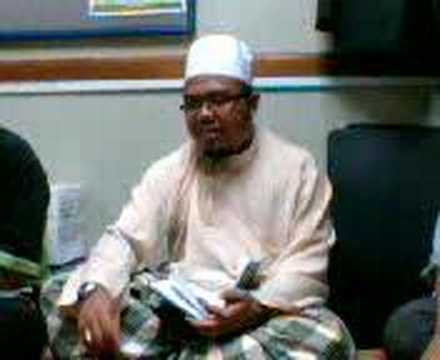 Pengisian Usrah Ustaz Hasfa Bakhry Siri 1