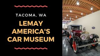 A Visit at LeMay America's Car Museum in Tacoma, WA | Marcie in Mommyland