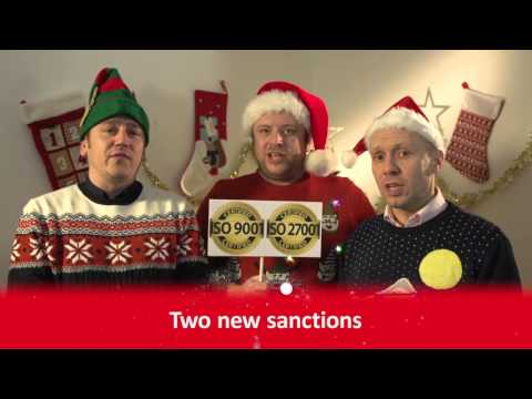 Sun Branding Solutions 12 Days of Christmas video