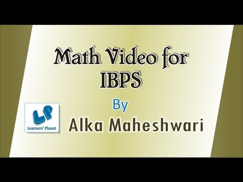 Permutation combination Math video lectures for CAT,CMAT,Bank PO