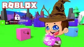 ROBLOX'S NEW MAGIC SIMULATOR! ♂️ 🧙